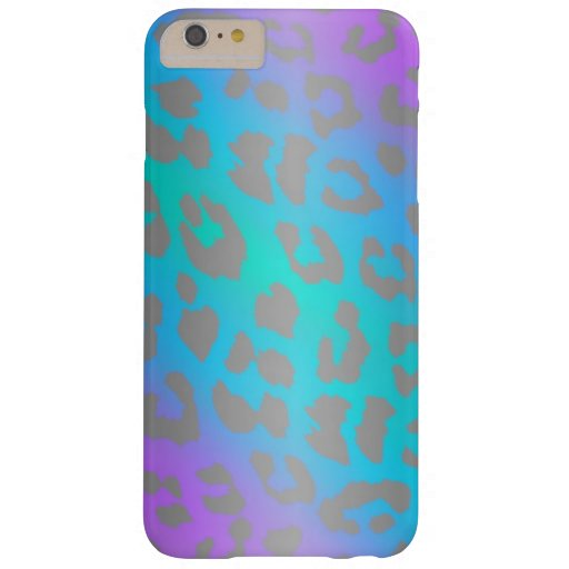 Cool Electric Leopard Fur Animal iPhone 6 Case