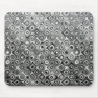 Cool elegant abstract pattern blackmousepad mouse pad