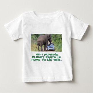 cool Elephant designs Baby T-Shirt