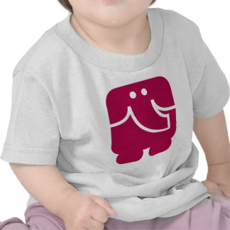 Cool Elephant icon design T Shirts