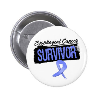 Cool Esophageal Cancer Survivor 6 Cm Round Badge