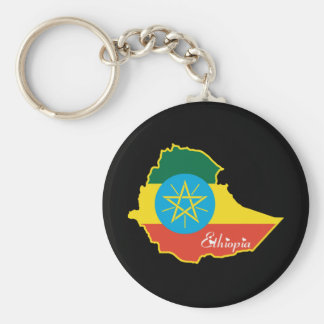 Cool Ethiopia Key Ring