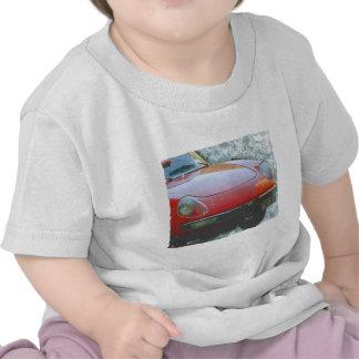 Cool European Car Alfa Romeo Spider T-shirts