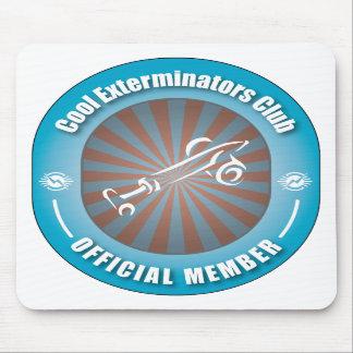 Cool Exterminators Club Mouse Pad