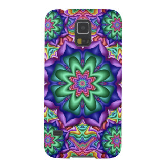 Cool Fantasy Flowers Samsung Galaxy Nexus case
