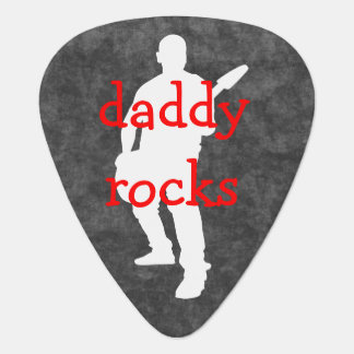 Cool Father's Day Guitar Picks Plectrum