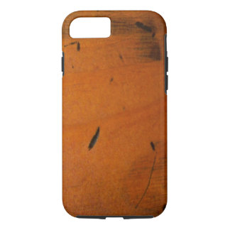 Cool Faux Baltic Pine Wood Masculine Wooden Tough iPhone 8/7 Case