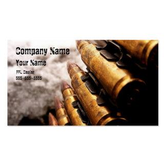 Cool ffl dealer card pack of standard business cards