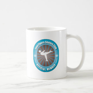 Cool Figure Skaters Club Coffee Mug