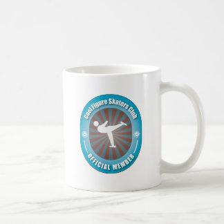 Cool Figure Skaters Club Coffee Mug