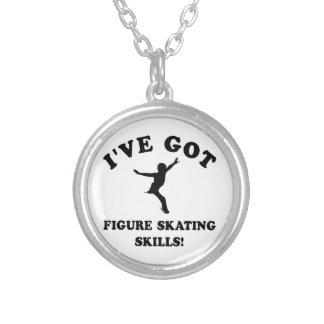 Cool FIGURE SKATING SKILLS designs Necklaces