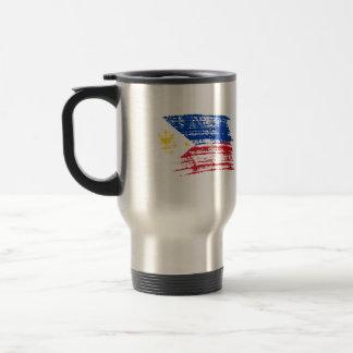 Cool Filipino flag design Coffee Mugs