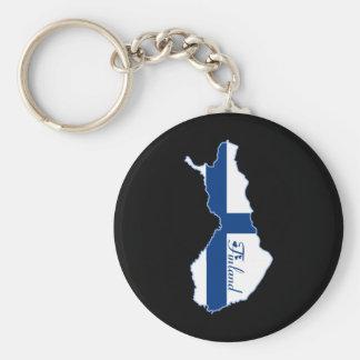 Cool Finland Key Ring