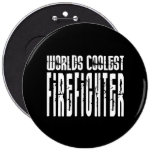 Cool Firefighters : Worlds Coolest Firefighter Buttons
