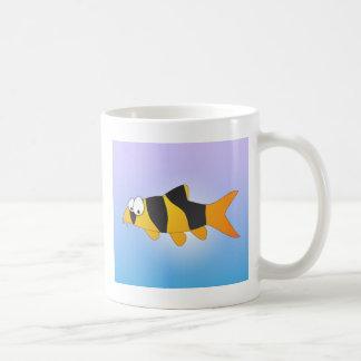 Cool fish - Clown loach Basic White Mug