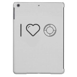 Cool Floats iPad Air Cover
