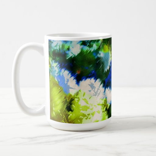Cool Flowering Garden Coffee Mugs