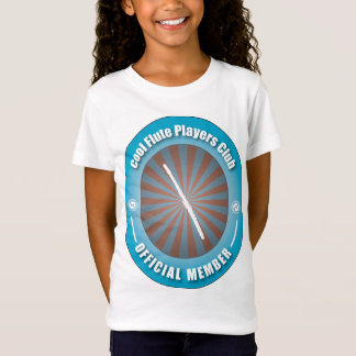Cool Flute Players Club T-Shirt