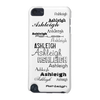 Cool Fonts Your Name Personalized iPod Touch (5th Generation) Case