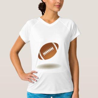 Cool Football Emblem T Shirts