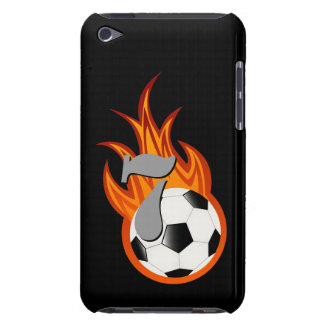 Cool Football / Soccer iPod Touch  case iPod Touch Case