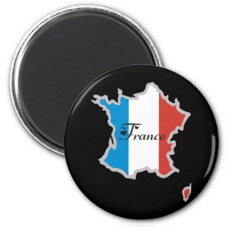 Cool France Refrigerator Magnets