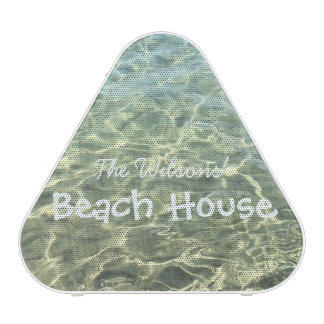 Cool Fresh Seawater Beach House Personalized