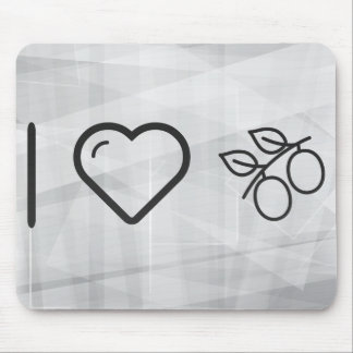 Cool Fruits Mouse Pad