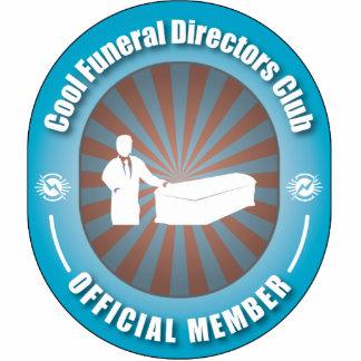 Cool Funeral Directors Club Photo Sculptures