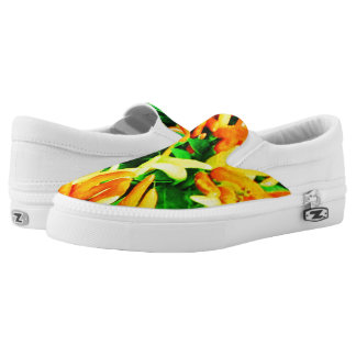 Cool & Funky Peppers 4Jessie Slip-On Shoes
