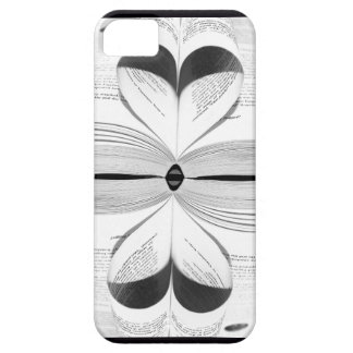 Cool Funny Cute Heart Geek Books / House-of-Grosch Case For The iPhone 5