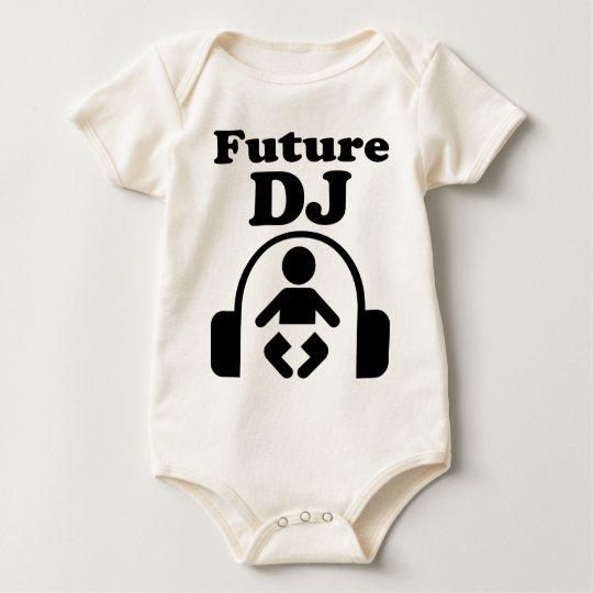 Cool Funny Future DJ Music Headphones Art T