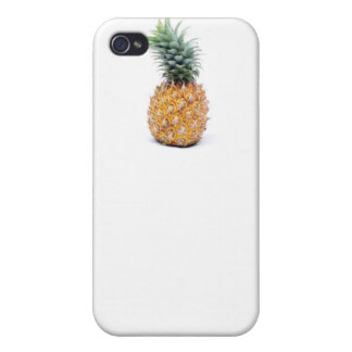 Cool funny pineApple photo skin iPhone 4 Covers