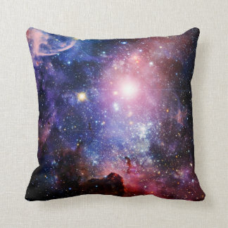 Cool galaxy nebula cushion
