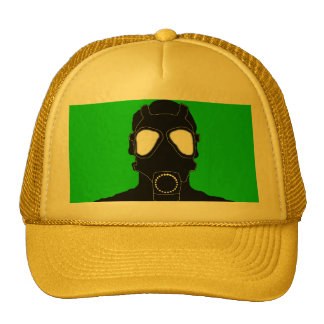 cool gas mask cap