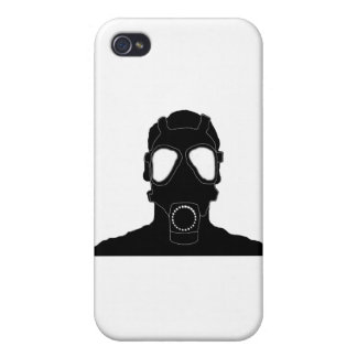 cool gas mask iPhone 4/4S case