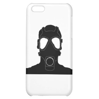 cool gas mask iPhone 5C covers