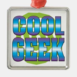 Cool Geek v3 Christmas Ornament