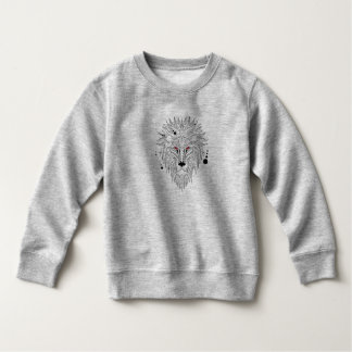 Cool Geometrical Lion Design | Sweatshirt