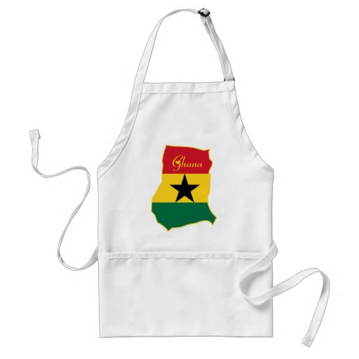 Cool Ghana Apron