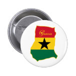 Cool Ghana Pin