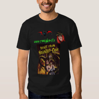 Cool Ghoul Beast from Haunted Cave T-Shirt