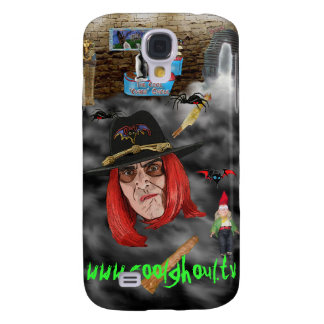 Cool Ghoul IPhone Cover Samsung Galaxy S4 Case