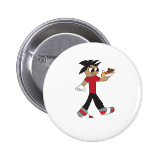 Cool Gift Ideas - The Average Kid 6 Cm Round Badge