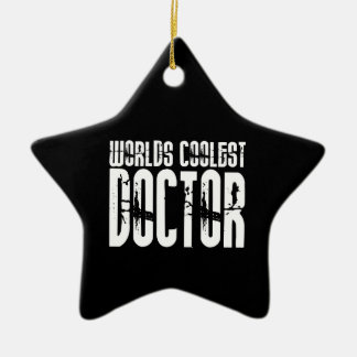 Cool Gifts for Doctors : Worlds Coolest Doctor Christmas Ornament