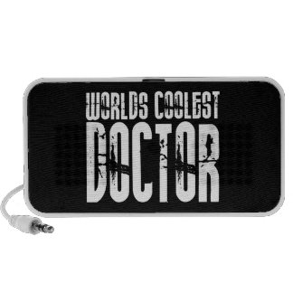 Cool Gifts for Doctors : Worlds Coolest Doctor Mini Speaker