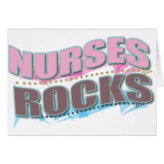 Cool Gifts for Nurses Greeting Card