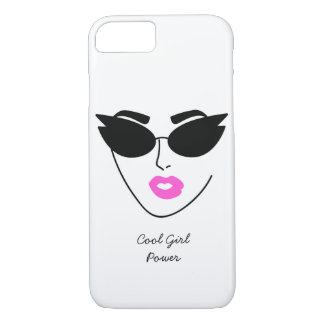 COOL GIRL POWER iPhone 8/7 CASE