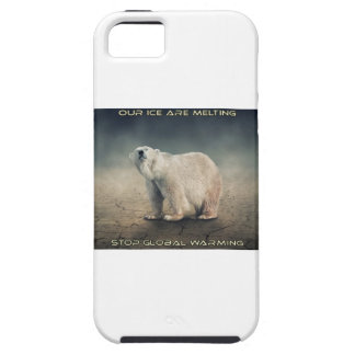 cool GLOBAL WARMING designs iPhone 5 Cases