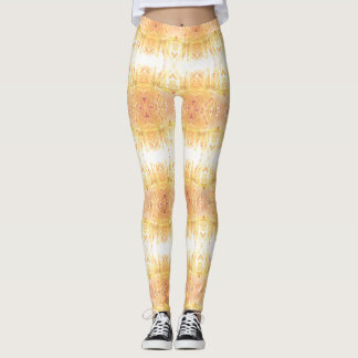 Cool Gold Leggings